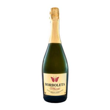 Borboleta sparkling wine Moscato