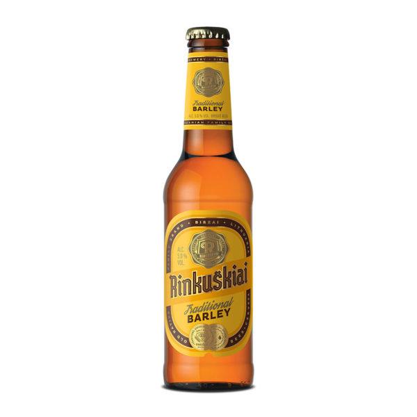 Rinkuškiai Traditional Barley beer