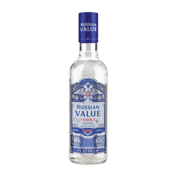 Russian Value Vodka