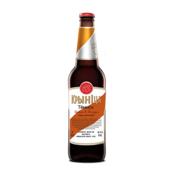 Krinitsa Dark Lager Beer
